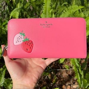 Kate Spade ♠️ Large Continental Wallet